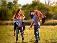 Family-Outdoors-Fun-Outing-Fall-Family-home-over-shoulder